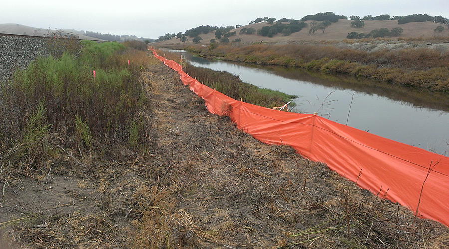 Erosion Control Amp Slope Stabilization In California